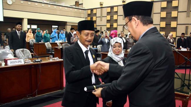 PAW 2 Anggota Dewan Kabupaten Malang