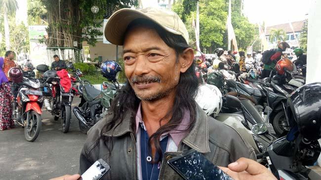 Nur bambang, petani asal pojok rejo, kesamben Jombang