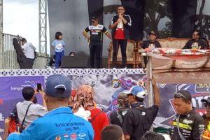 Ketua DPRD Banyuwangi Apresiasi  Pebalap Muda