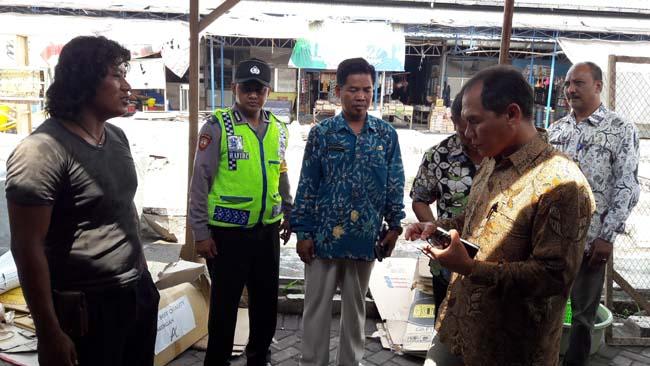 Pasca Kebakaran, Pasar Porong Bakal Digelontor Rp 20 M