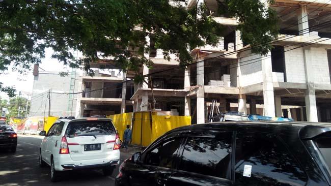 Dewan Ajak Dinas Terkait Sidak Bangunan Hotel Tak Miliki IMB