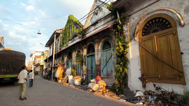 Disbudpar Sosialisasikan Pembenahan Kota Lama
