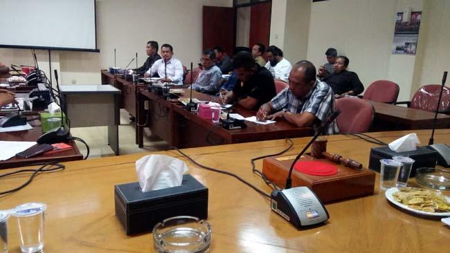 Managemen Dino Park Remehkan Jadwal Badan Musyawarah DPRD Kota Batu