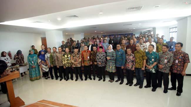 Tiga Kepala Daerah Malang Raya Bahas Sinergitas bersama Rektor UB