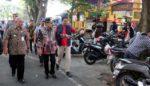 Walikota Sutiaji Sidak Uji Rekayasa Lalin Jalan Jakarta, Masih Ditemukan Penumpukan di Persimpangan