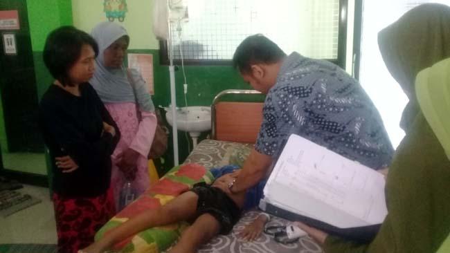 DBD Serang Puluhan Anak di Situbondo