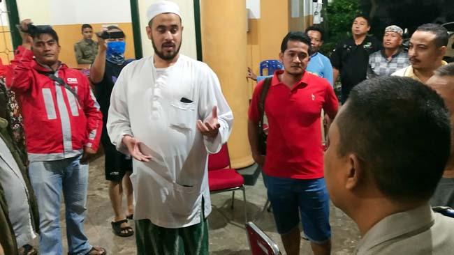 Ciptakan Probolinggo Kondusif Habib Hadi Turun Langsung ke Satpol PP... Apa Yang Didapat