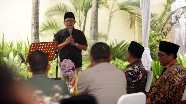 Forkopimda Kota Malang Gelar Silaturahmi Jaga Kondusifitas Kota Malang