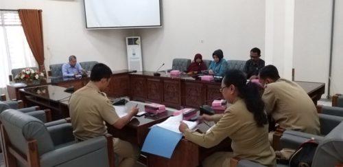 Komisi III DPRD Banyuwangi, Ajak Eksekutif Data Ulang Potensi Pajak dan Retribusi Daerah