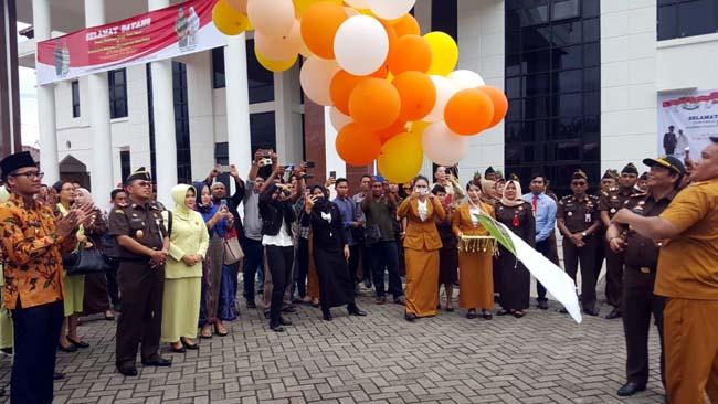 Kejari Bangkalan Bertekad Wujudkan Birokrasi Bebas Korupsi