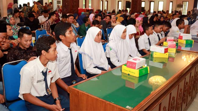 Sejak 2006 Hingga 2019, Pemkab Lamongan Kuliahkan 3.890 Mahasiswa