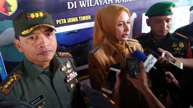 TNI Manunggal Masuk Desa (TMMD) Ke-104, Jangkau Pelosok Desa Gunung Malang Jember