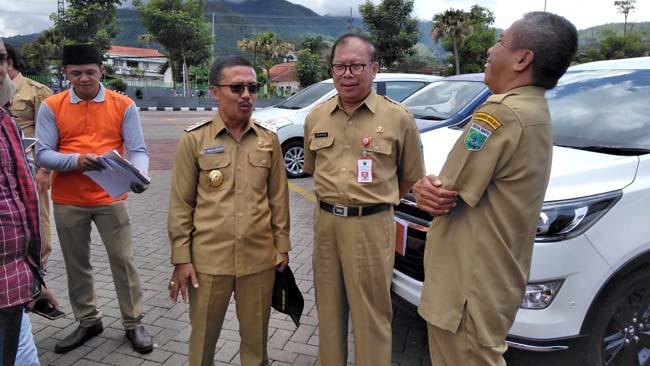 Wakil Walikota Periksa Kendaraan Dinas