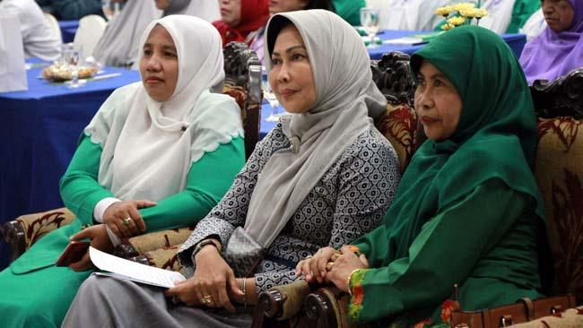 Walikota Batu Hadiri Pembukaan Konferensi IV Pimpinan Cabang Fatayat NU Kota Batu