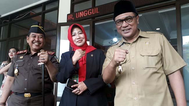 Zona Integritas PN Kota Malang, Layani Masyarakat Sesuai Prosedur Bebas Korupsi dan Kolusi