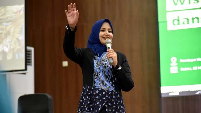 Bupati Jember ajak Ibu Muslimat berpatisipasi dalam Pendidikan