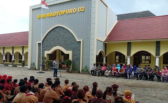 Walikota Malang Resmikan Gedung Baru SDN Madyopuro 2 Malang