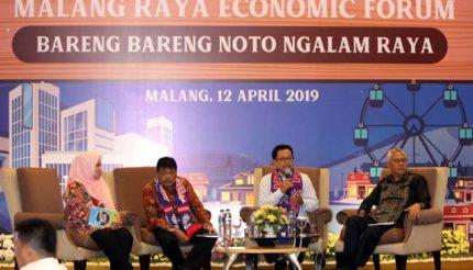 Perkuat Sinergitas Stakeholders Lintas Wilayah dalam Noto Malang Raya