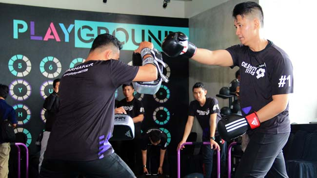 Tarik Minat Olahraga Masyarakat Lewat Fitness Fun