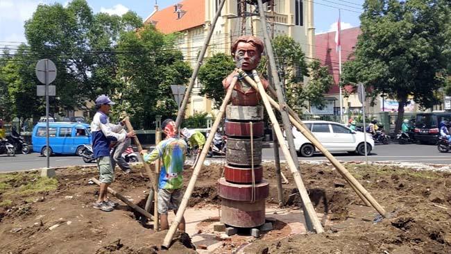 Rekonstruksi Taman Chairil Anwar, Kuatkan Malang Heritage