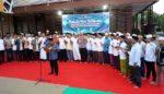 Kota Probolinggo Deklarasikan Damai Untuk NKRI
