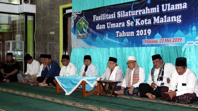 Pemkot Malang Wadahi Silaturahmi Ulama dan Umara, Serukan Cegah Permasalahan Sejak Dini