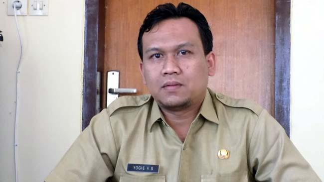 KABID : Yogie Kripsian Syah,S STP, MSi Kabid Bina Pemdes DPMD Kabupaten Situbondo.(im)