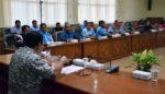 Buruh Satrindo Utama Makmur Keluhkan Pembayaran THR dan Pesangon ke Dewan Sidoarjo