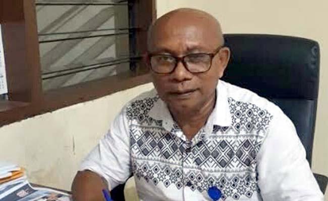 George Da Silva Anggota Bawaslu Kabupaten Malang. (sur)