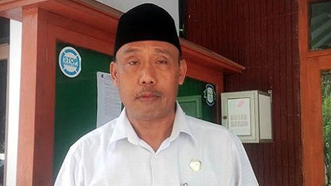Sekretaris Komisi 3 DPRD Kabupaten Trenggalek, M Hadi