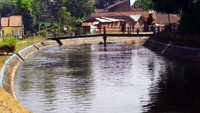 Kondisi Rolak Kedungkandang, dinilai layak sebagai sumber air permukaan. (rhd)