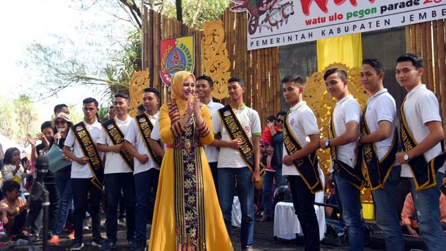 Waton 2019, Bupati Jember Ajak Jaga Kedamaian