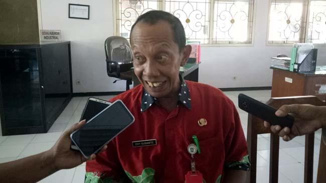 Pasca Ditutup, Karyawan PT Mutiara Halim Mengadu ke Disnakertrans
