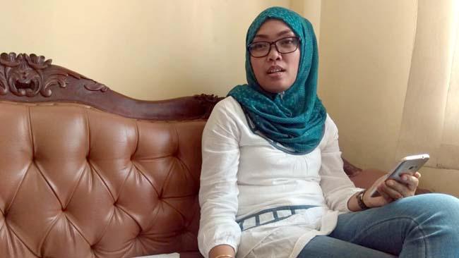 KETUA : Anis Suhartini Ketua KPU Kabupaten Malang. (ist)