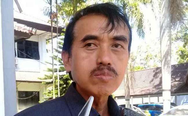 Abdurrahman, Kepala Dinas Pemberdayaan Masyarakat dan Desa (DPMD) Bondowoso