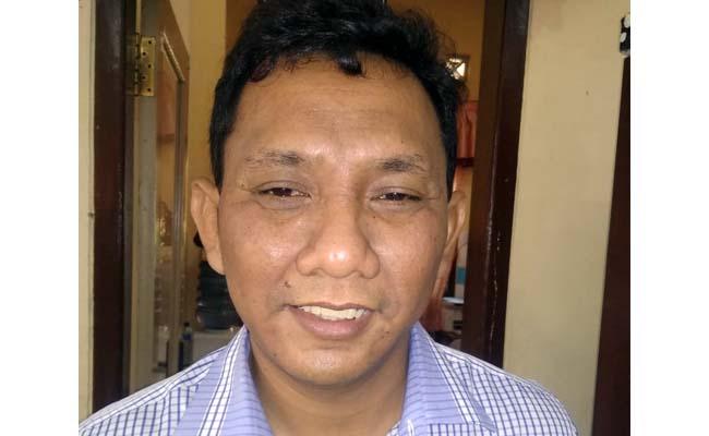 Unggul Nugroho Wakil Ketua DPRD Kabupaten Malang.(sur)