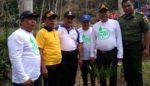 Sambut HBA ke-59, Kejari Kabupaten Malang, Tanam Pohon di Tumpukrenteng Turen