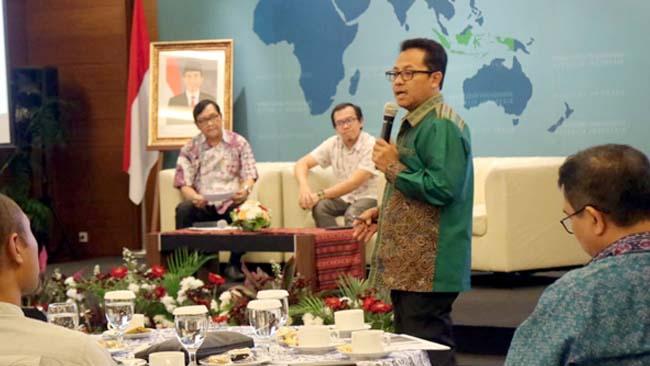 Walikota Malang Sutiaji blak-blakan buka rahasia meramu Kota Malang. (ist)