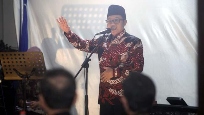 Walikota mengapresiasi para Rektor PTKIN se-Indonesia. (ist)