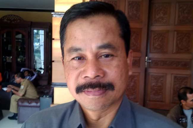Kepala Dinas Pemberdayaan Masyarakat Desa (DPMD) Kabupaten Malang Drs Suwadji, SIP, MSi. (dok)
