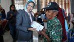 431 Lansia se- Kecamatan Batu Terima Bantuan Insentif