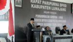 50 Anggota DPRD Lumajang Dilantik, Bupati Ajak Kerja Keras Bangun Lumajang
