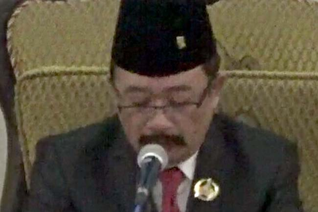 Cahyo Edi Purnomo Ingatkan Banyak PR yang Harus Dikerjakan Anggota Dewan Baru
