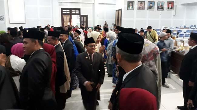 Dewan Kota Malang Dilantik, Made Kita Utamakan Kolektif Kolegial