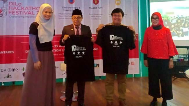 Dilo Hackathon Festival 2019 Mendapat Respon Positif dari Walikota Sutiaji