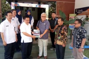 Disnakertrans Sarolangun Jambi Belajar Program Kerja ke Kabupaten Malang