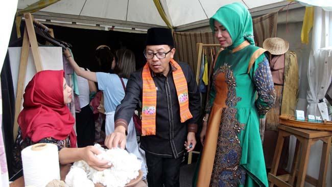 Festival Batik Ngalam 2019, Tampilkan Aneka Ragam Batik Jawa Timur