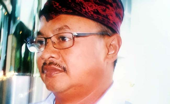 Irianto, Anggota Komisi 3 DPRD Banyuwangi dari Fraksi PDI Perjuangan. (tut)
