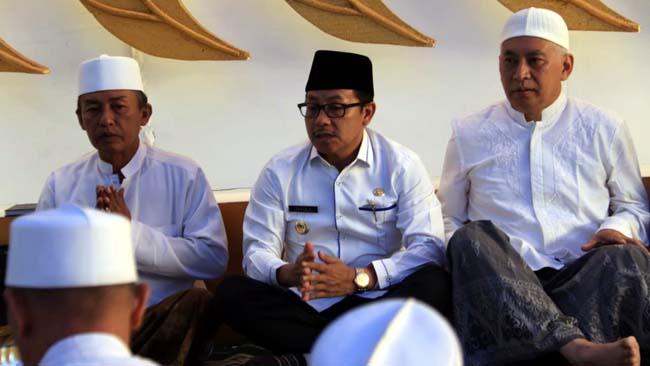 Sutiaji Dorong SMA Shalahuddin Jadi Pelopor Sekolah Berbasis Iman dan Taqwa