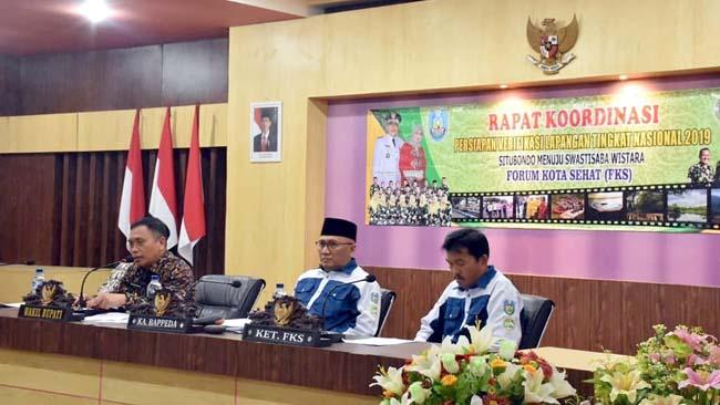 BERIKAN ARAHAN: Wakil Bupati Situbondo, Ir H Yoyok Mulyadi M.Si. (im)